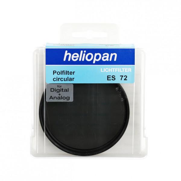 Heliopan Polfilter circular E72