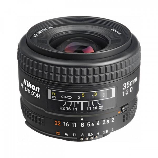 Nikon AF 35mm f2.0D