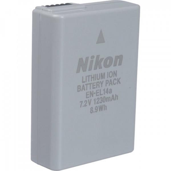 Nikon Li-Ion Akku EN-EL14a
