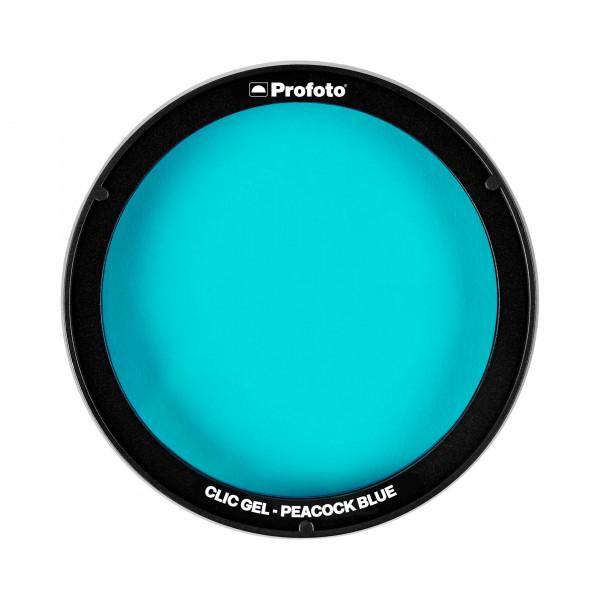 Profoto Clic Gel Peacock Blue