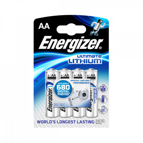 Energizer Ultimate Lithium Mignon AA / 4