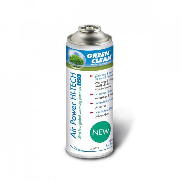 Green Clean Druckluft, 400ml, ohne Ventil