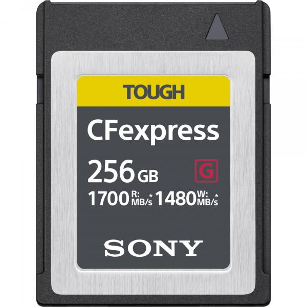 Sony TOUGH CFexpress 256GB