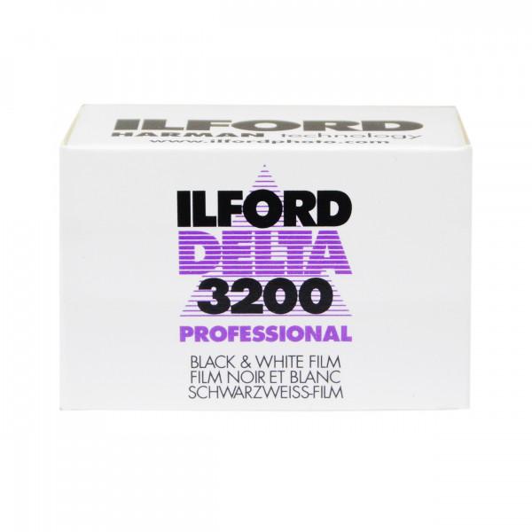 Ilford DELTA 3200 135-36 12/2017