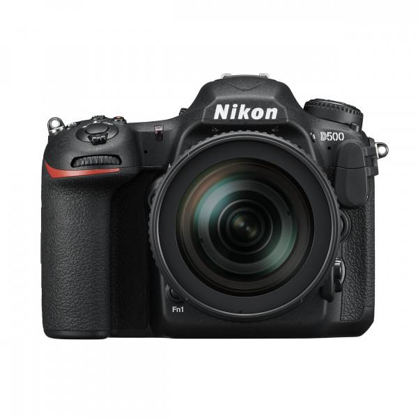 Nikon D500 Kit AF-S DX 16-80 mm 1:2,8-4