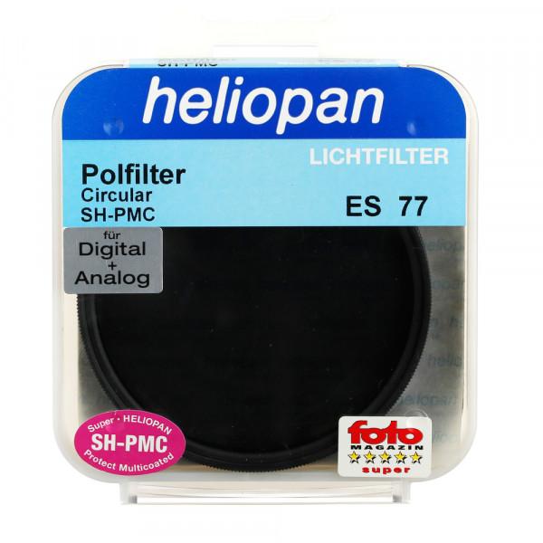 Heliopan Polfilter circular SH-PMC E77
