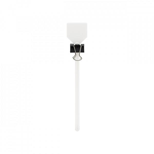 Purus Sensor clean Spatel mit Klammer 24mm