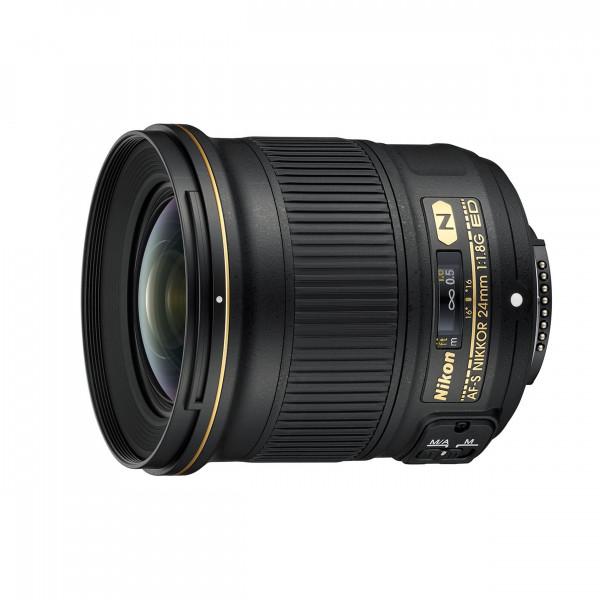 Nikon AF-S 24 mm 1:1.8G ED NIKKOR
