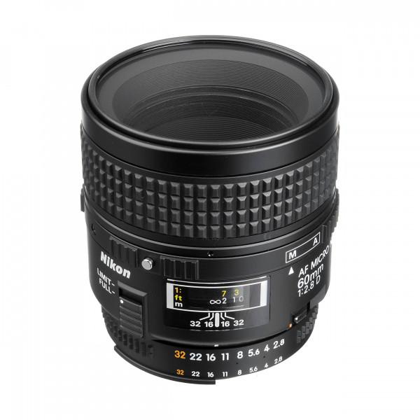 Nikon AF Micro 60mm f2.8D