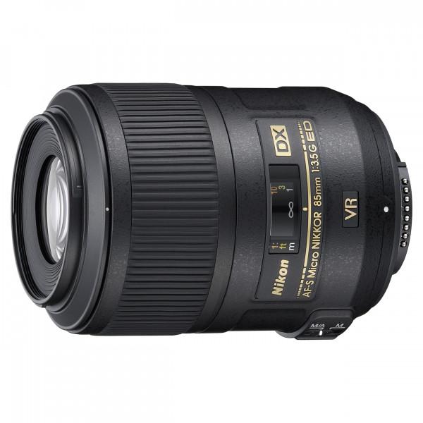 Nikon AF-S Micro Nikkor DX 85mm/3.5G ED VR