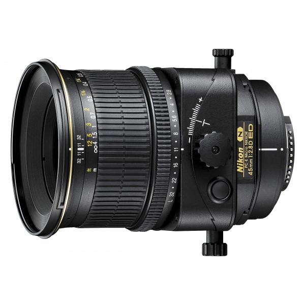 Nikon PC-E 45mm f2.8D ED
