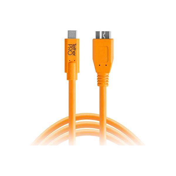TetherPro USB 3.0 to USB 3.0 Micro B