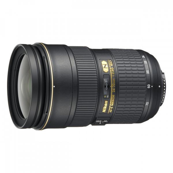 Nikon AF-S 24-70mm f/2.8E ED VR NIKKOR