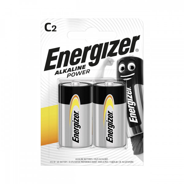 Energizer Power Baby C 2 er Pack