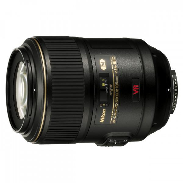 Nikon AF-S VR Micro 105mm f/2.8G NIKKOR